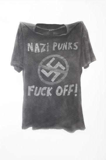 Joe De La Cruz Nazi Punks Fuck Off