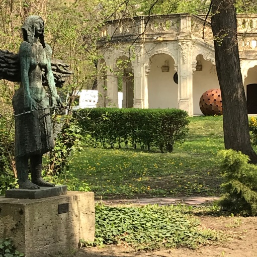 Hungarian University of Fine Arts grounds